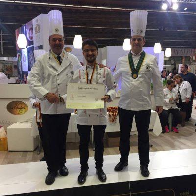 erfurt germania concurs culinar ika daniel bratescu casa boierului din deal podium medalie aur